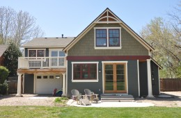 26th Street Craftsman After (Rear)