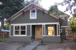 11th Street Bungalow After