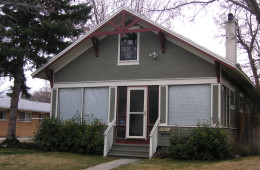 11th Street Bungalow Before