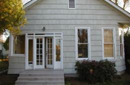 Washington Street Porch Before