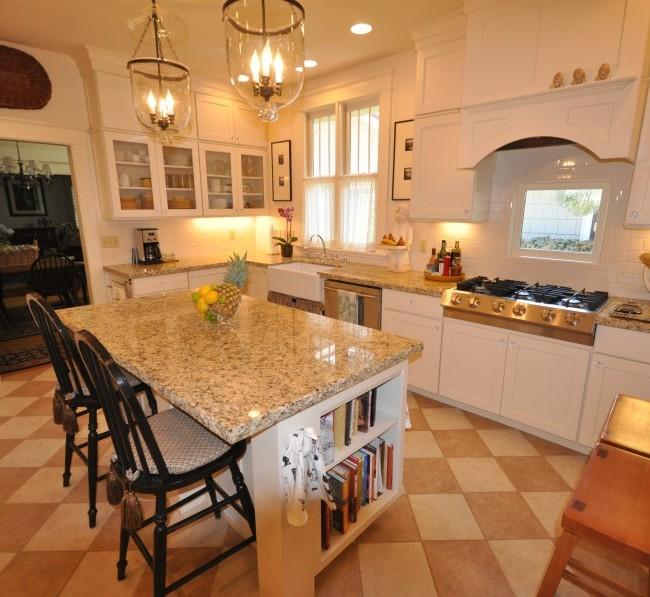 Harrison Bungalow Chef's Kitchen